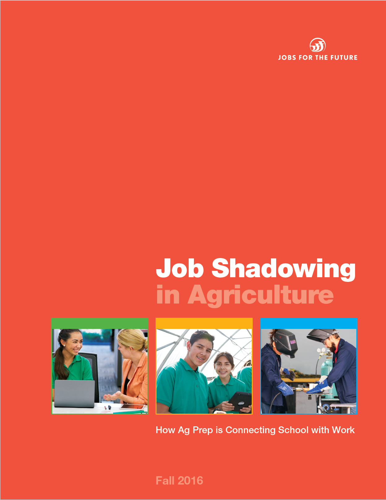 Job Shadowing in Agriculture