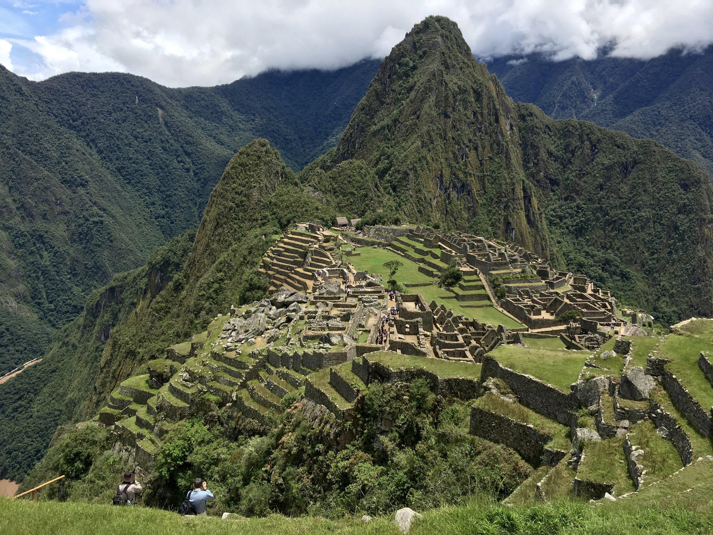 Machu Picchu // February 2016