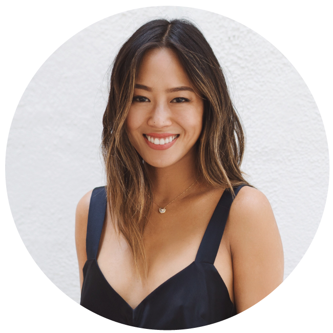 <b>Aimee Song</b></br><i>on Being Ahead</br>of the Curve</i>