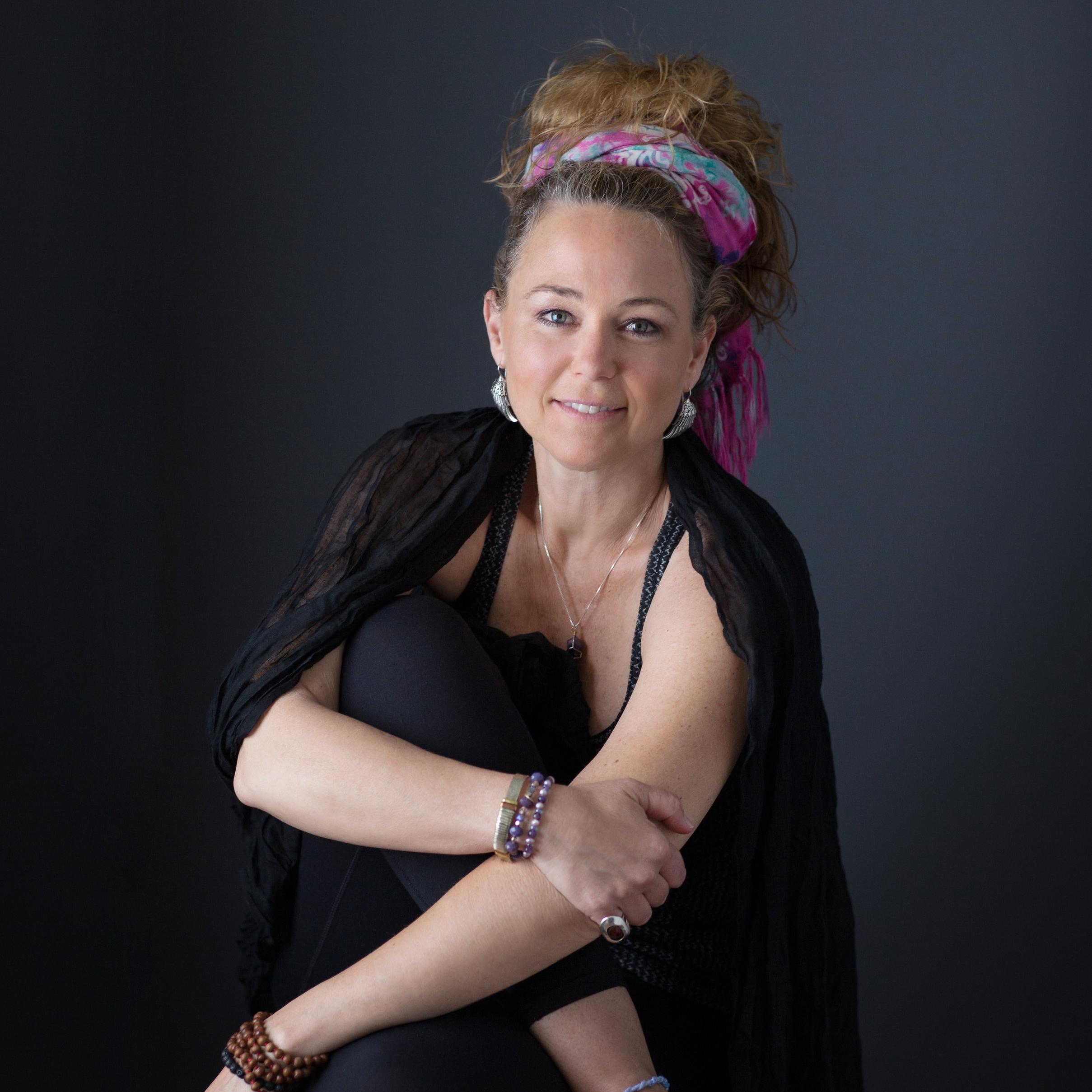 Carla Burns - Yin Yoga Teacher