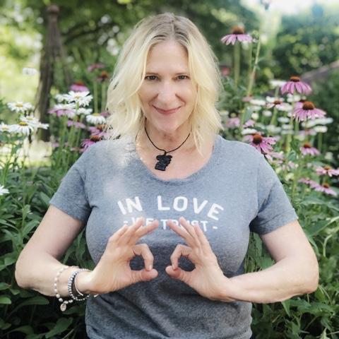 Jan M. Scott - Hatha Yoga Teacher