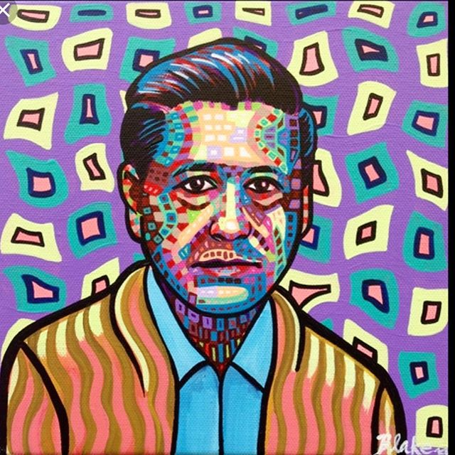 """""""Preservation of one's own culture does not require contempt or disrespect for other cultures."""" #CesarChavezDay  #VCFaceBeauty"""