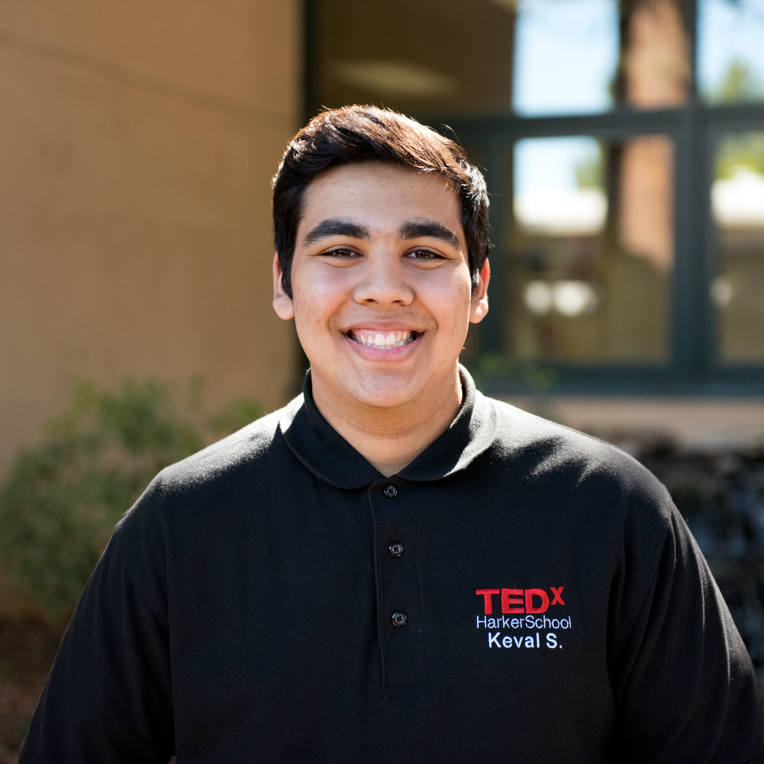 Keval Shah - Going into his junior year at The Harker School in San Jose, Keval is a vital member of the Operations Team for TEDx Harker School. Keval has also enjoyed and took part in the Synopsis and Google Science Fair. In his 3 years of competing at this fair, his projects corroborate his interest in the medical as well as engineering field. Besides TEDx, tennis and surfing are two activities which Keval takes pleasure in. Both help him relieve stress from school and relax. However, if he does not have enough time to go to the courts or the water, he likes to play his guitar. For him, listening to each one of the six strings resonate helps him regain his strength.