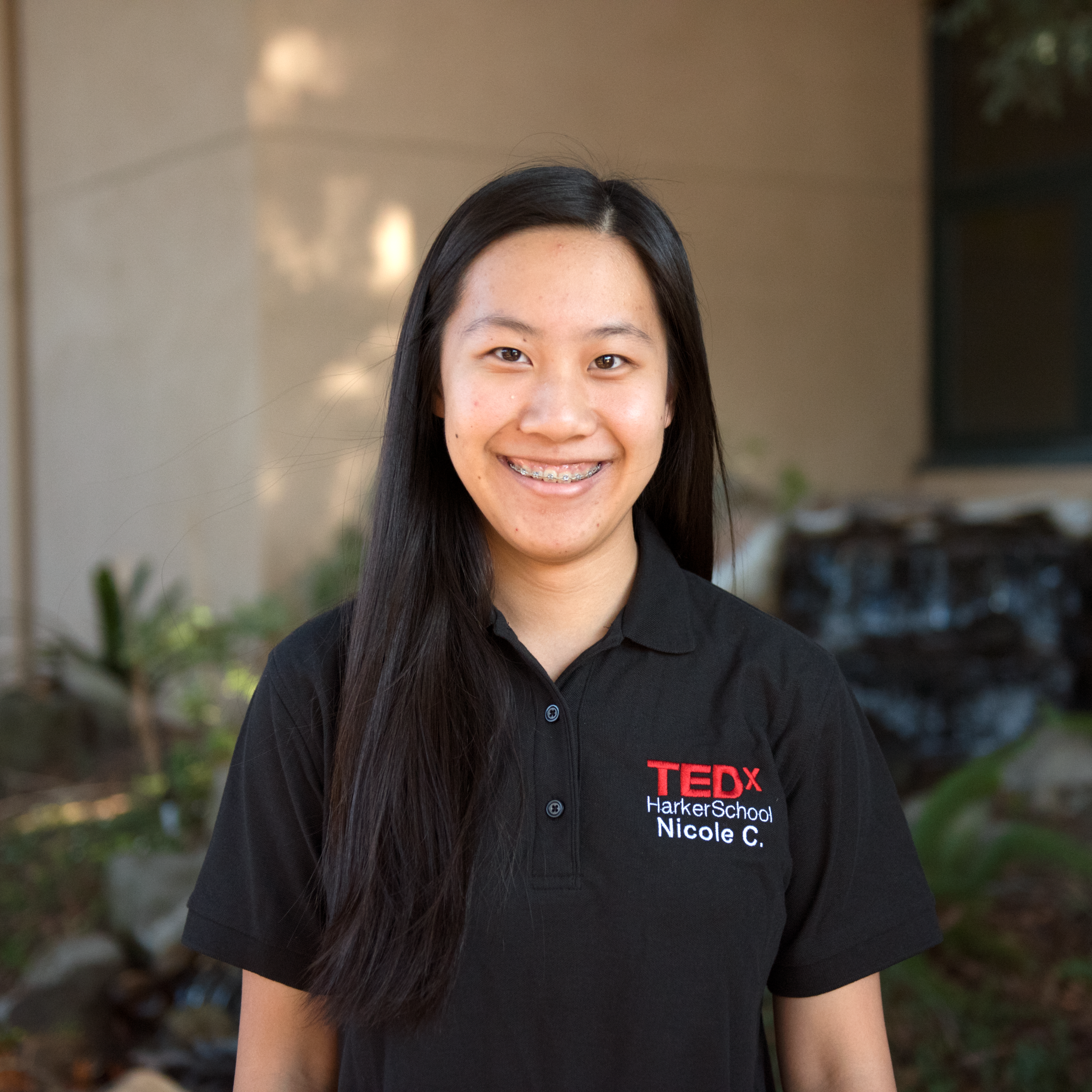 Nicole Chen - Nicole is a junior at the Harker School in San Jose and the Director of Public Relations for TEDxHarkerSchool. Aside from TEDxHarkerSchool, she is the executive features editor for Harker's online student-run publication, Harker Aquila. Nicole is also an officer of Harker's Economics club and the secretary of Japanese National Honor Society.
