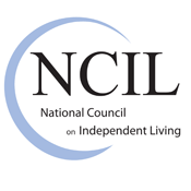 National Council on Independent Living logo