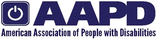 American Association for People with Disabilities logo