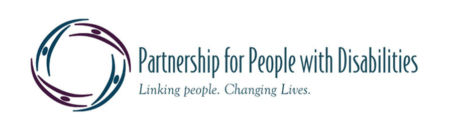 Partnership for People with Disabilities logo