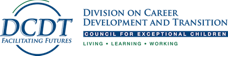 Division on Career Development and Transition logo