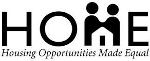 PHOTO: Housing Opportunities Made Equal of Virginia, Inc. (HOME) Logo