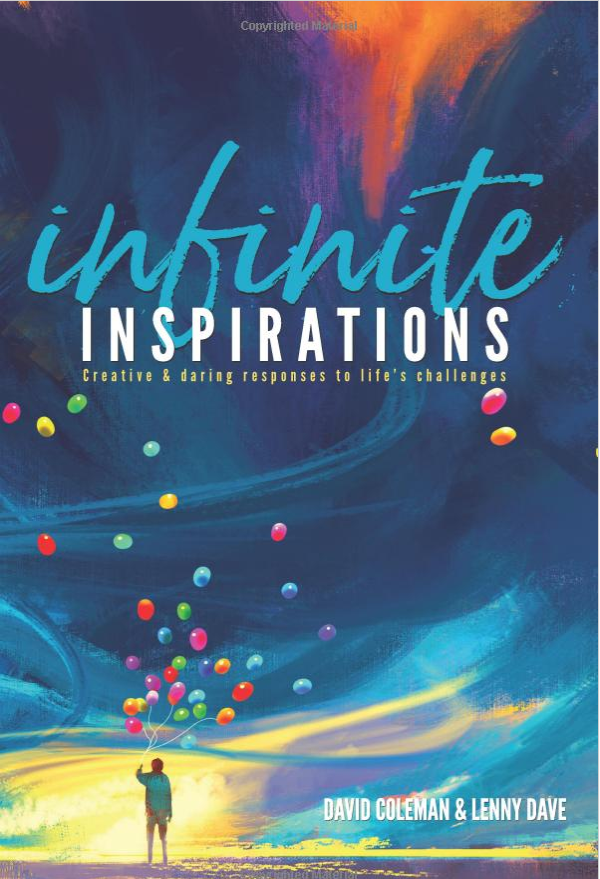 PHOTO: Infinite-Inspirations-Book Cover.