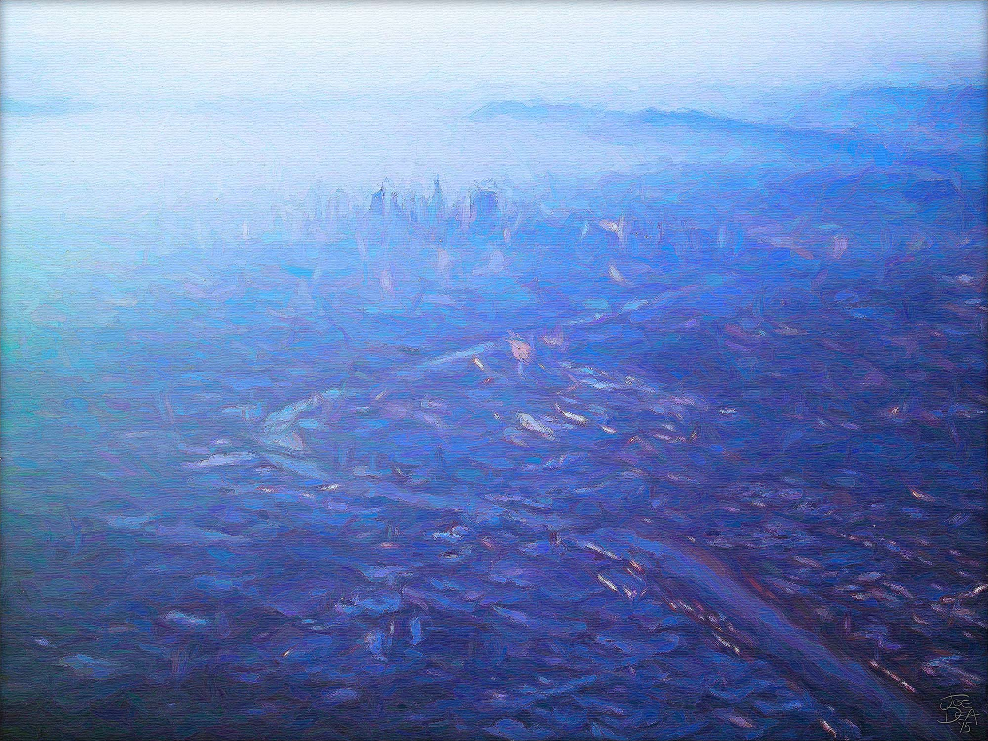 Los Angeles - Downtown / LA River