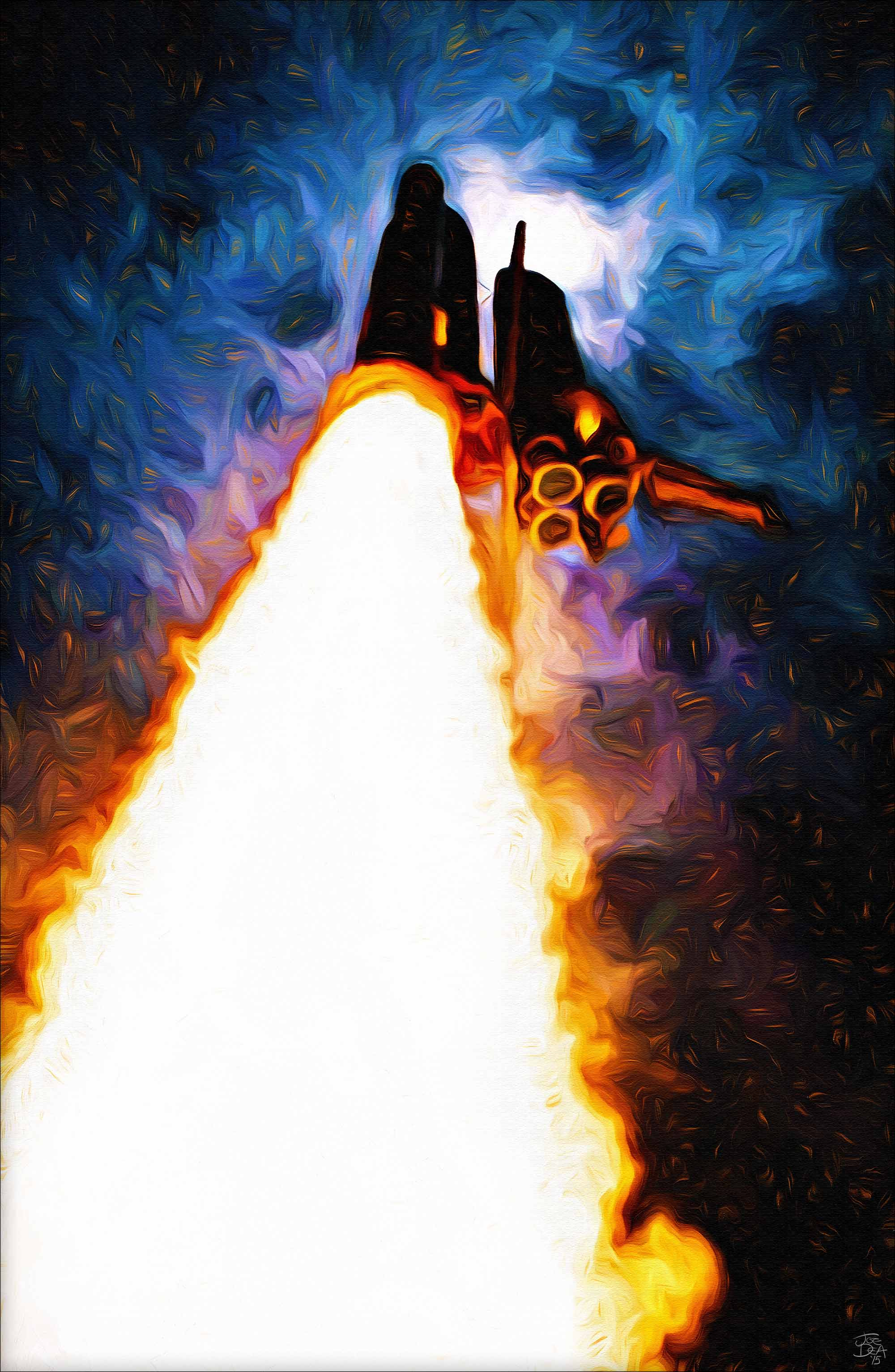 Joe-Dea-NASA-Shuttle-Launch-A-Painting-LB.jpg