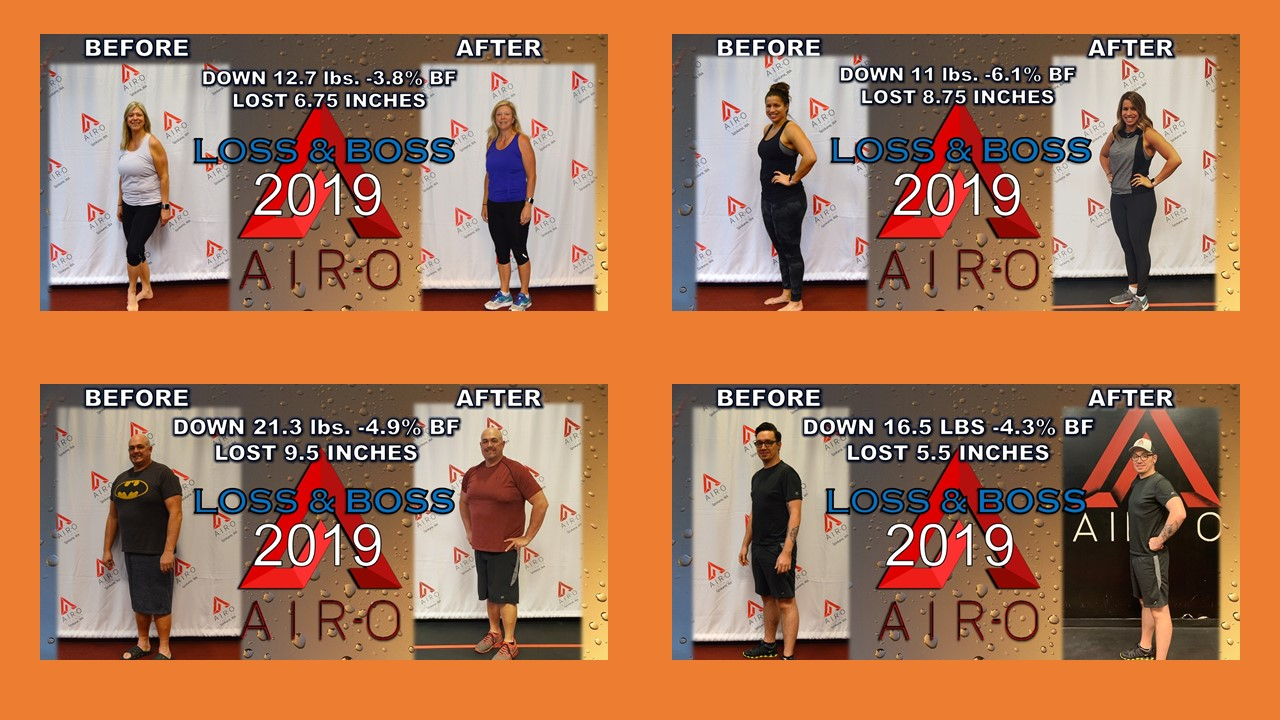 SUCCESS STORIES - Health and Fitness is a tough road, but Air-O is here to help!.Learn more ➝