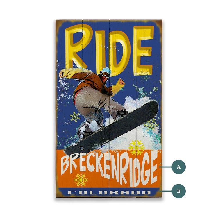 Ride Snowboard (Personalization