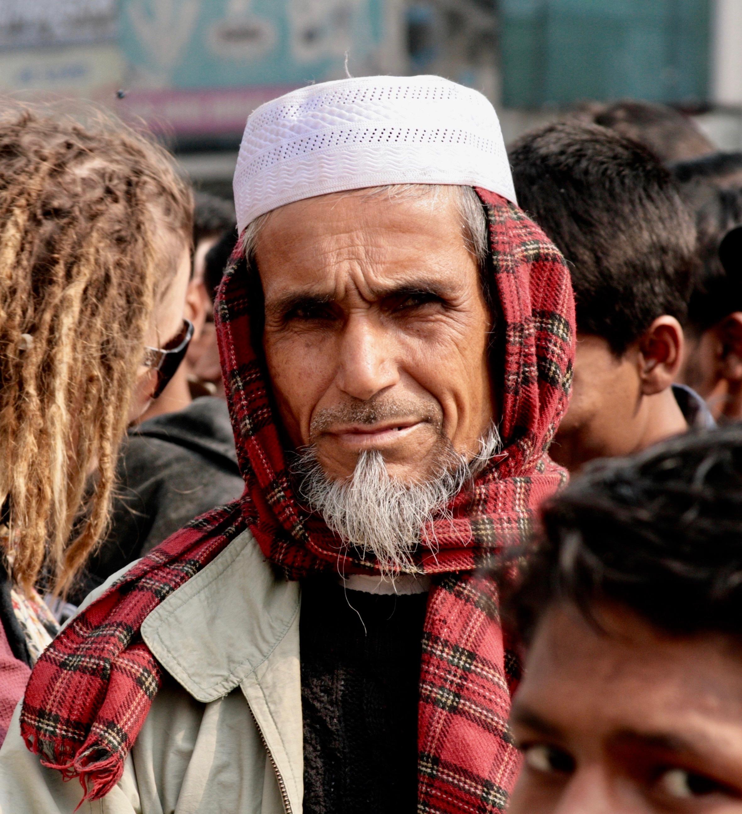 People-Muslim Man in Crowd.jpg