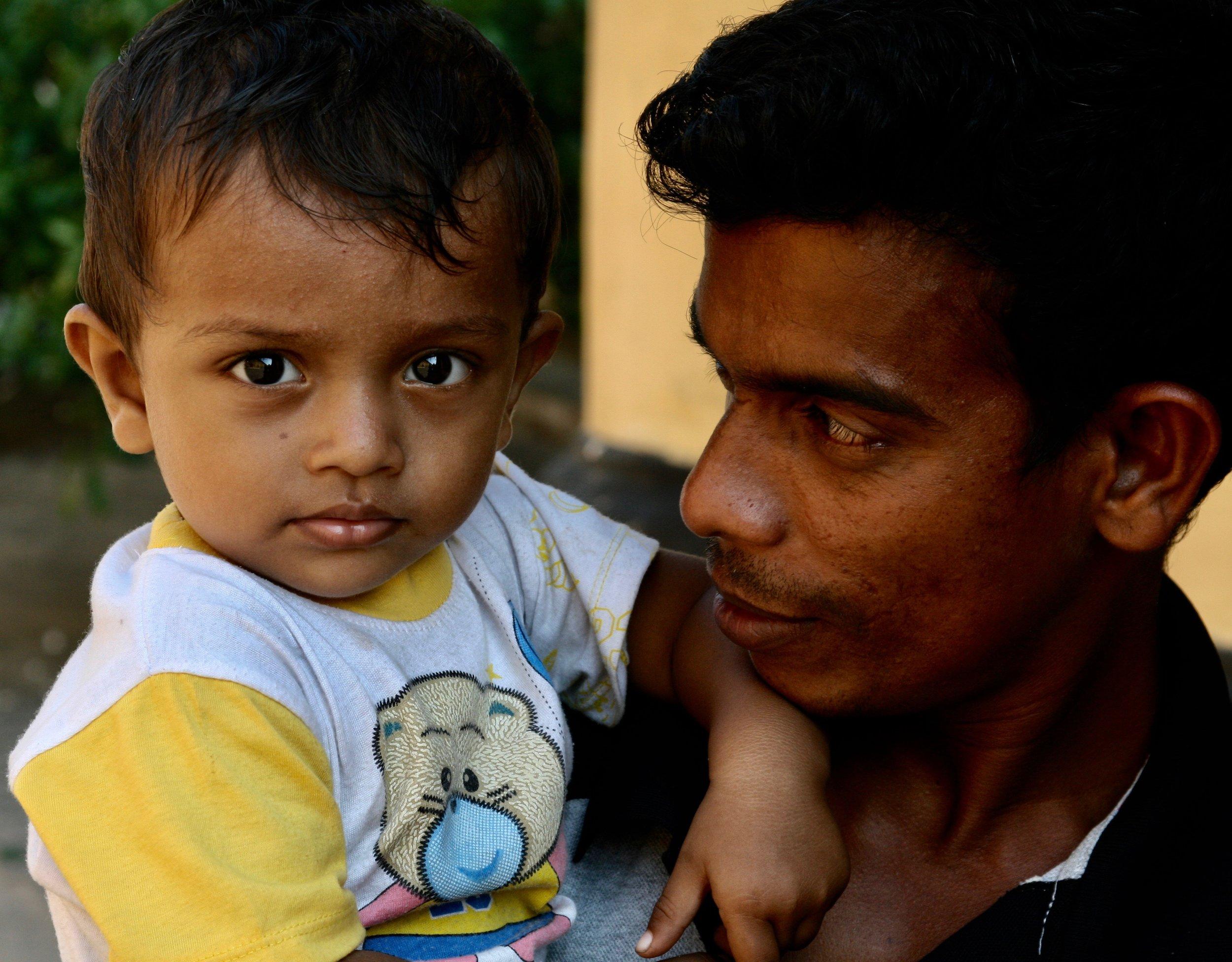 People-Sri Lankan Baby and Father.jpg