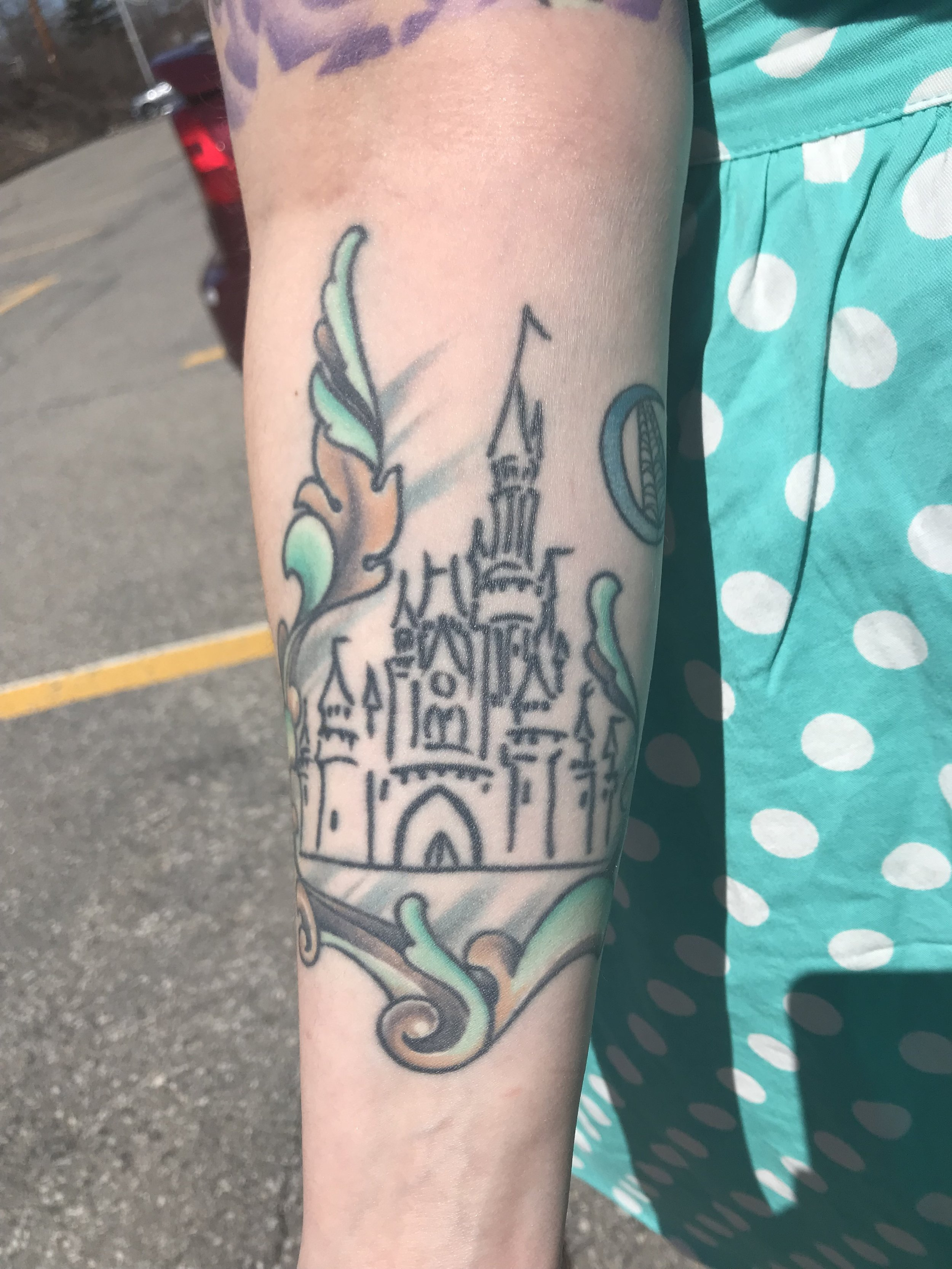 Cinderella's Castle -