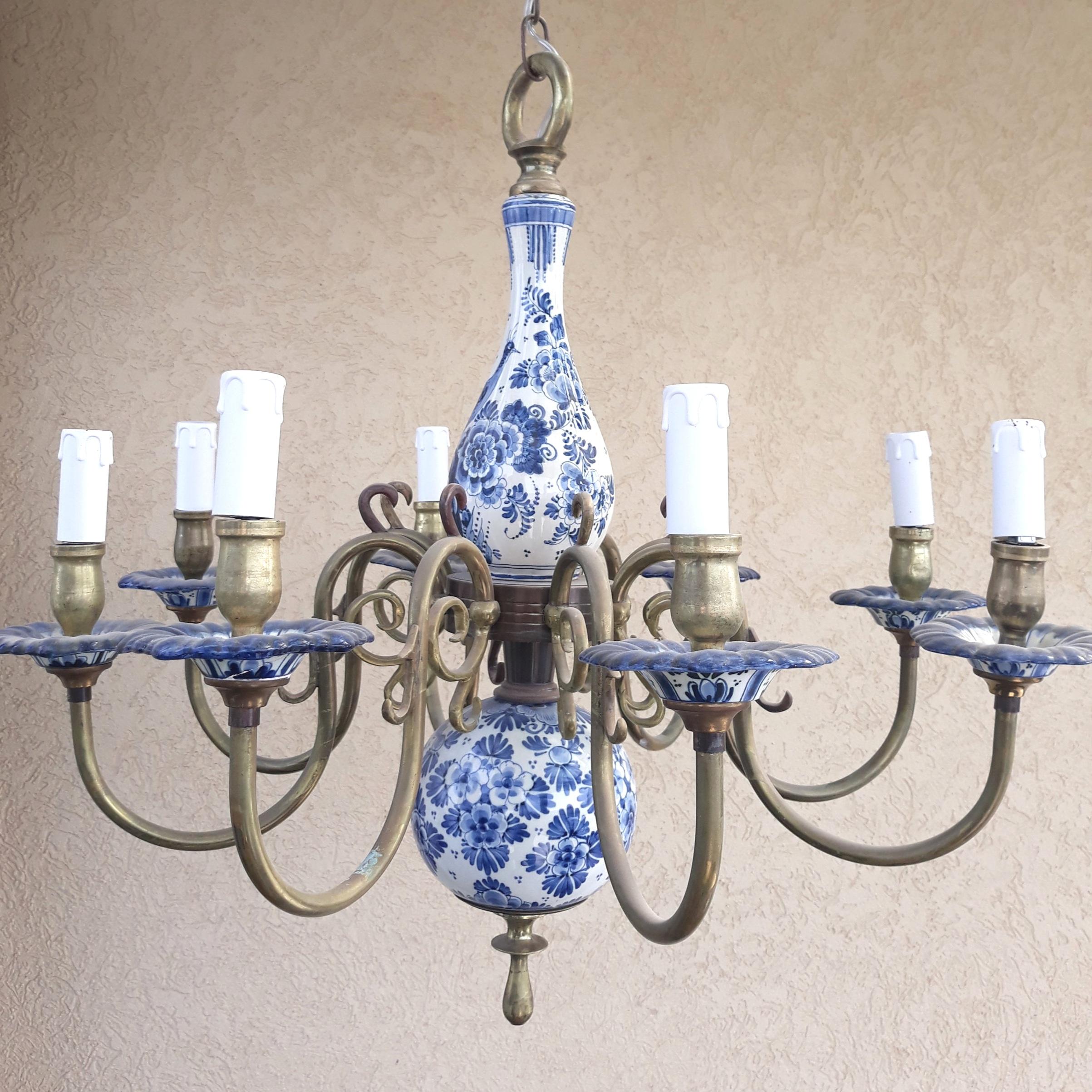 מנורות תקרה ונברשות