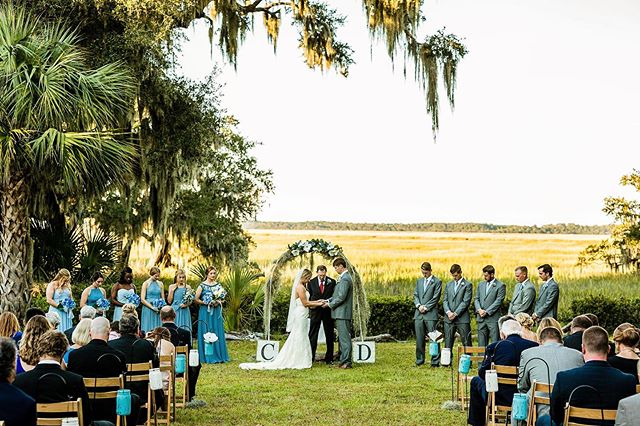 Beautiful South Carolina Wedding