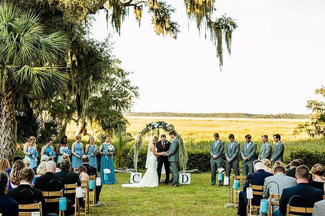 Beautiful South Carolina Wedding