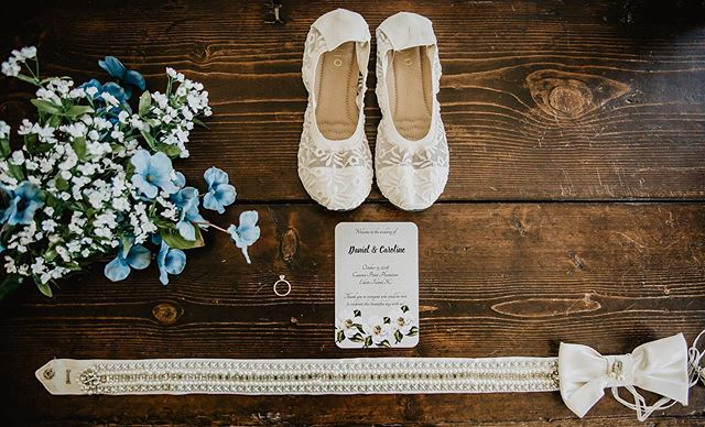 Simplicity for this southern charm wedding at Cassina Point Plantation