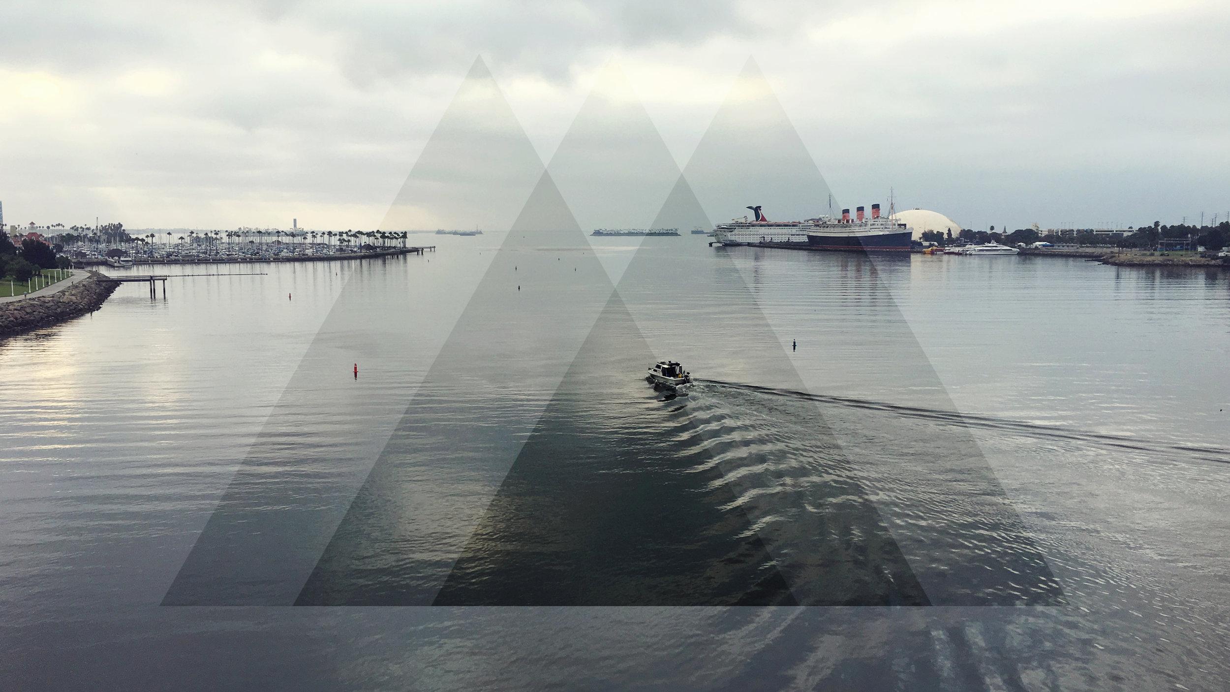 Los Angeles River Estuary - Long Beach, CA