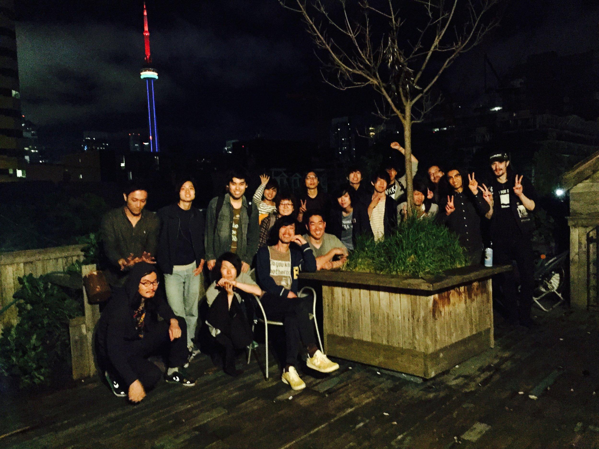 Soybomb rooftop