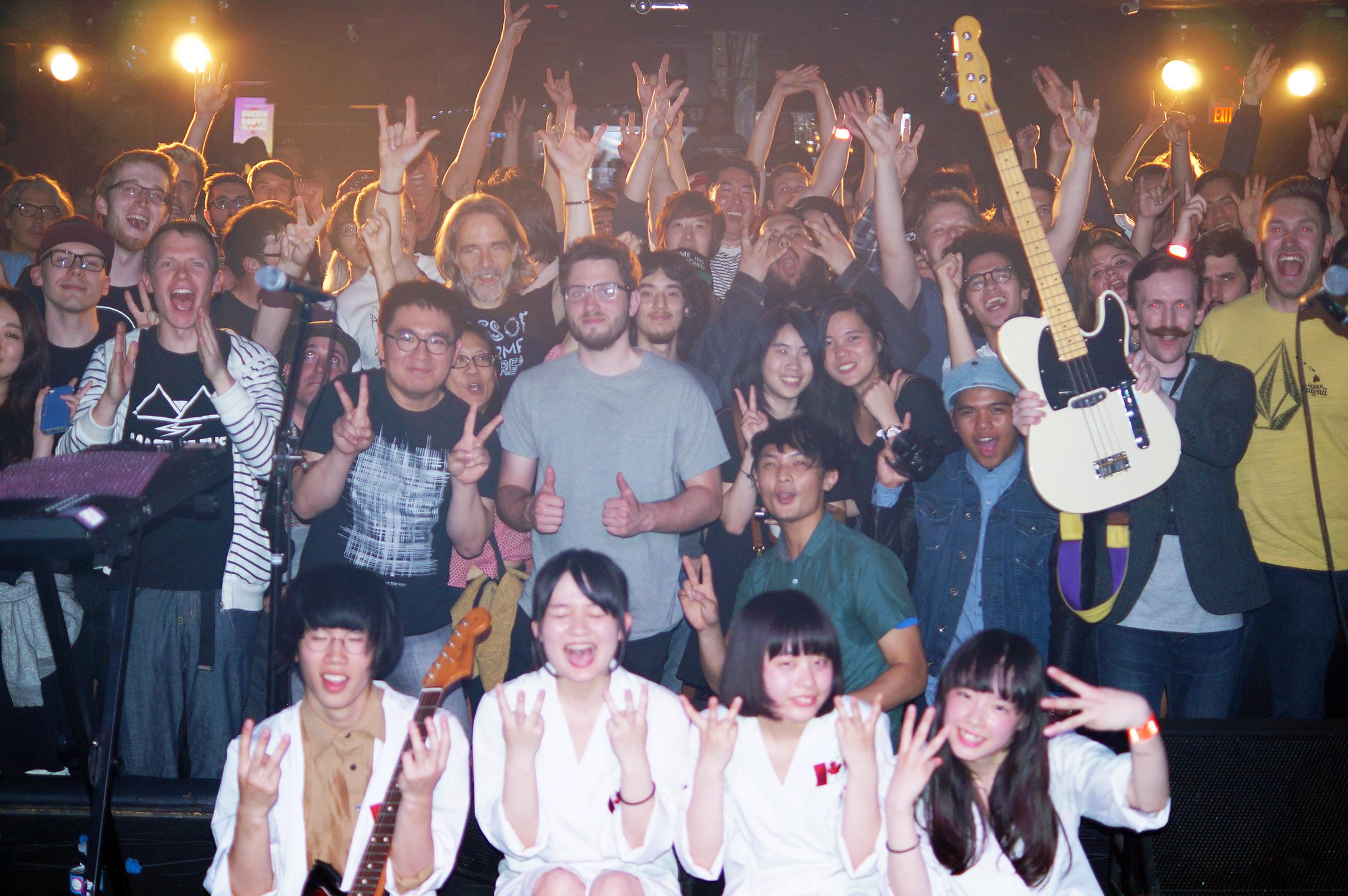Gozen Sanji to Taikutsu @ Biltmore Cabaret