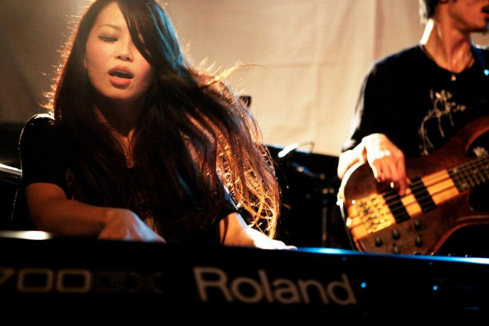 Kie Katagi (Piano)