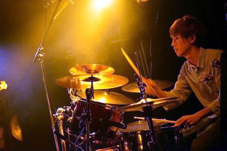 Yuto Sakai (Drums)
