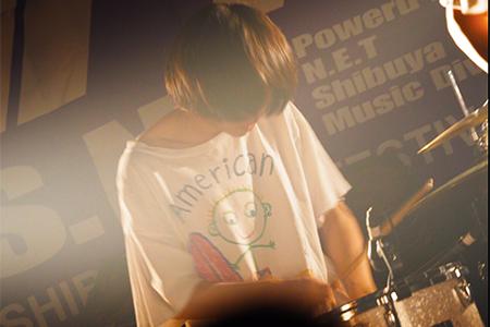 Fukuda (Drums)