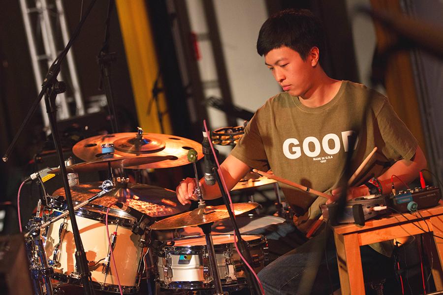 Chia-Chin (Drums)