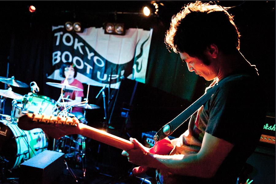 Tetsuya Hino (Guitar)