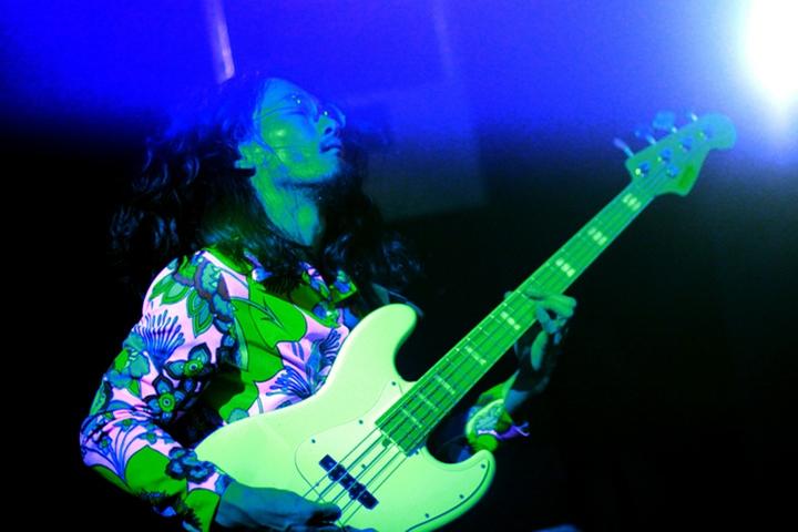 Fumihiko Tsuda (Bass)