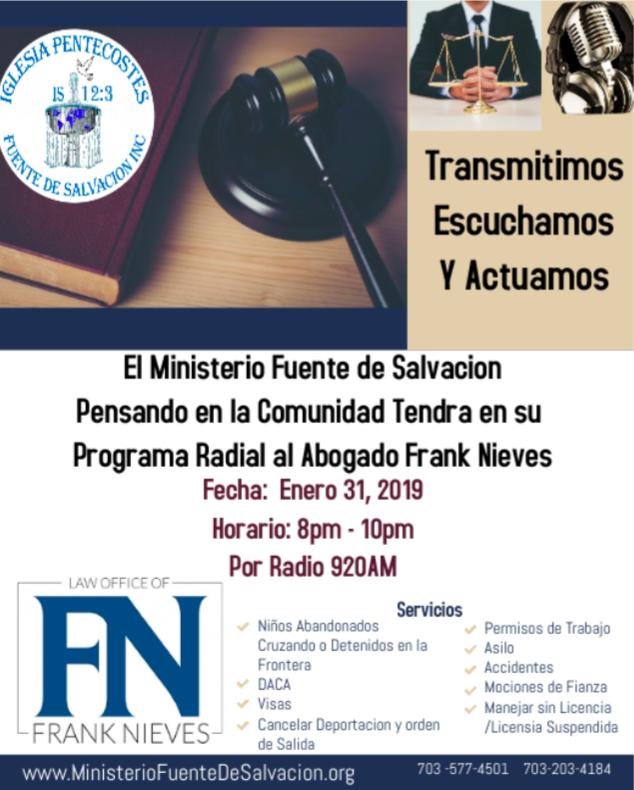 Enero 31, 2019 Programa Radial Frank Nieves.png