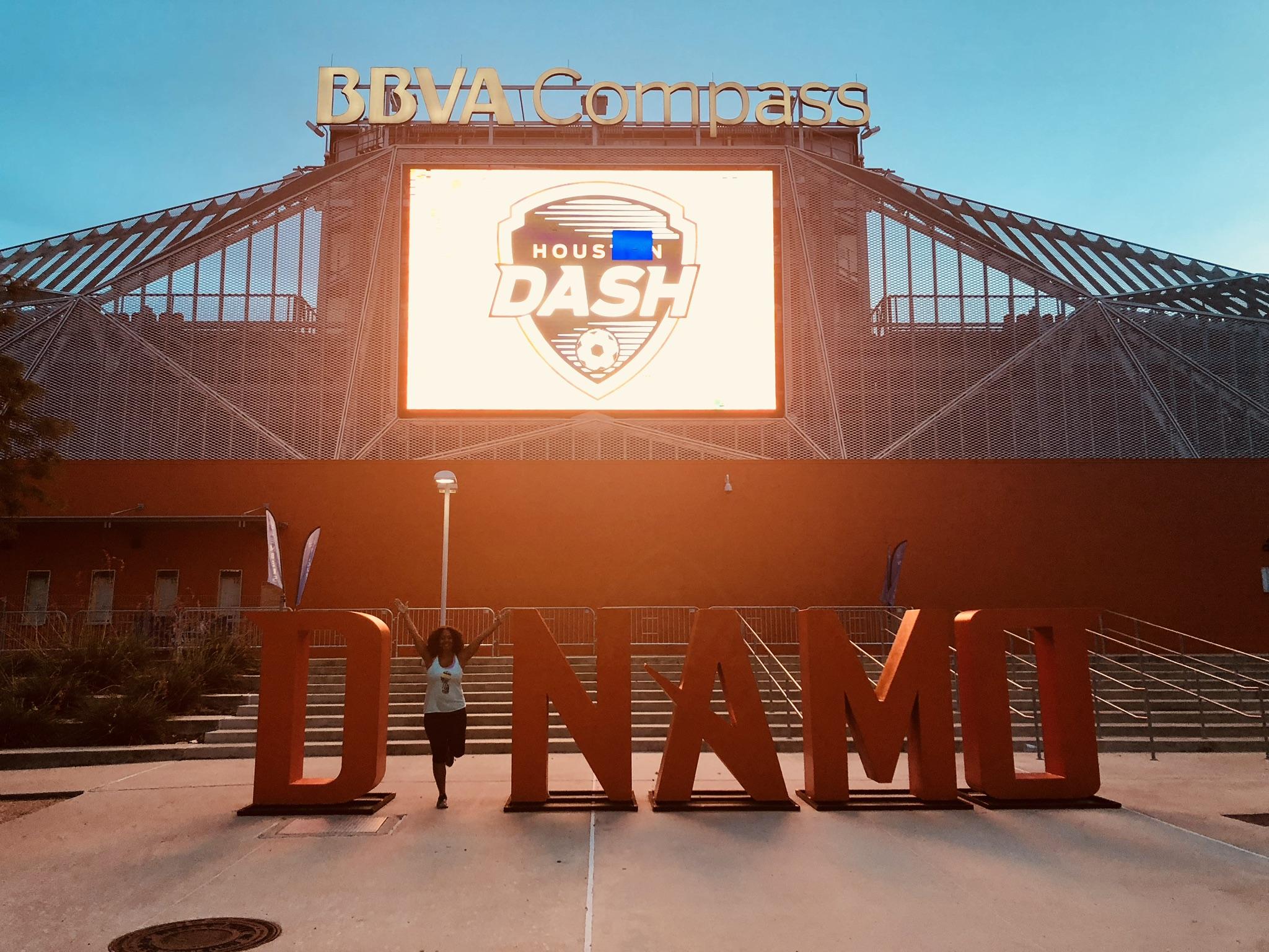 We Love Houston Dynamo