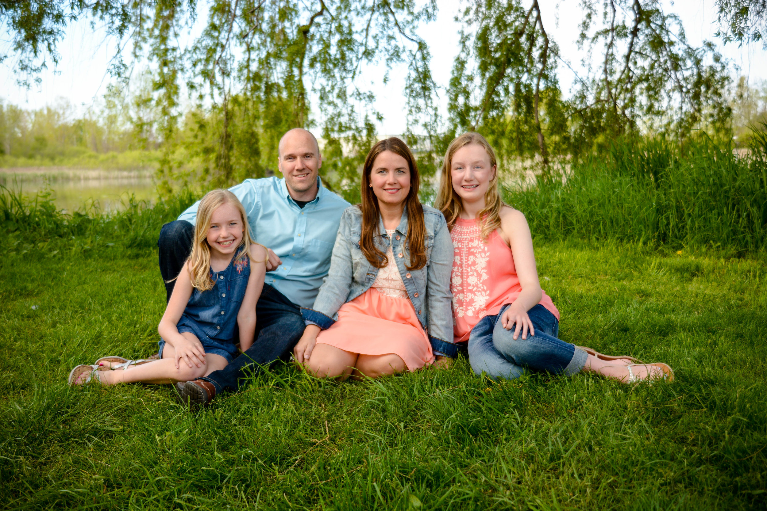 Boufford Family