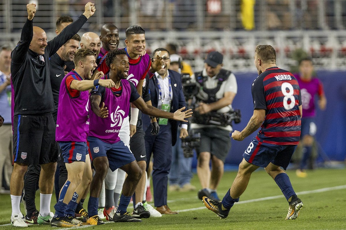 USMNT: - -Gold Cup Final Game Winning Goal