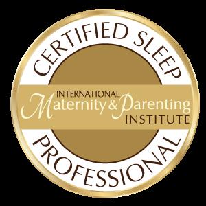 certified sleep consultant