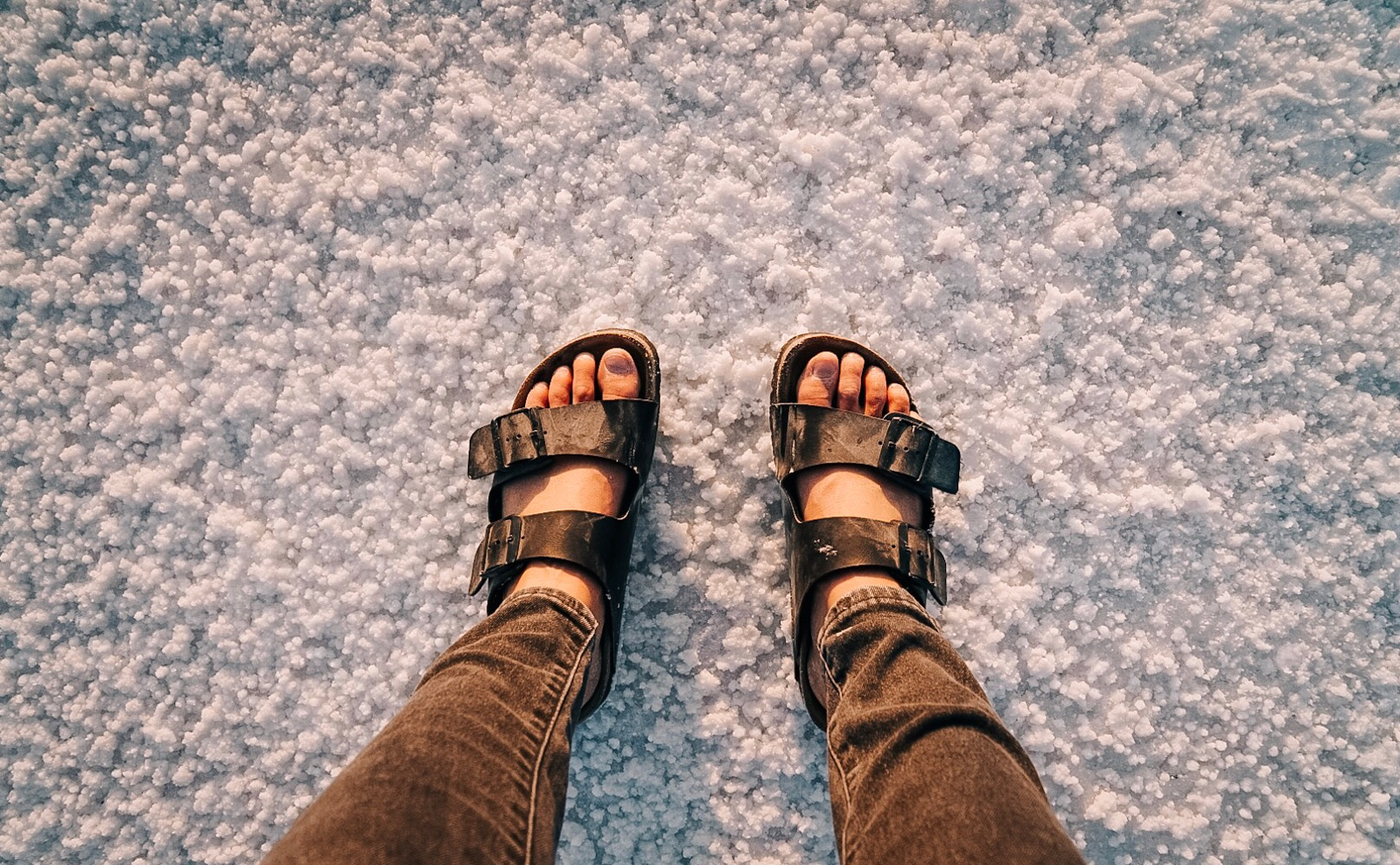Salty Feet| Sarah Dalton