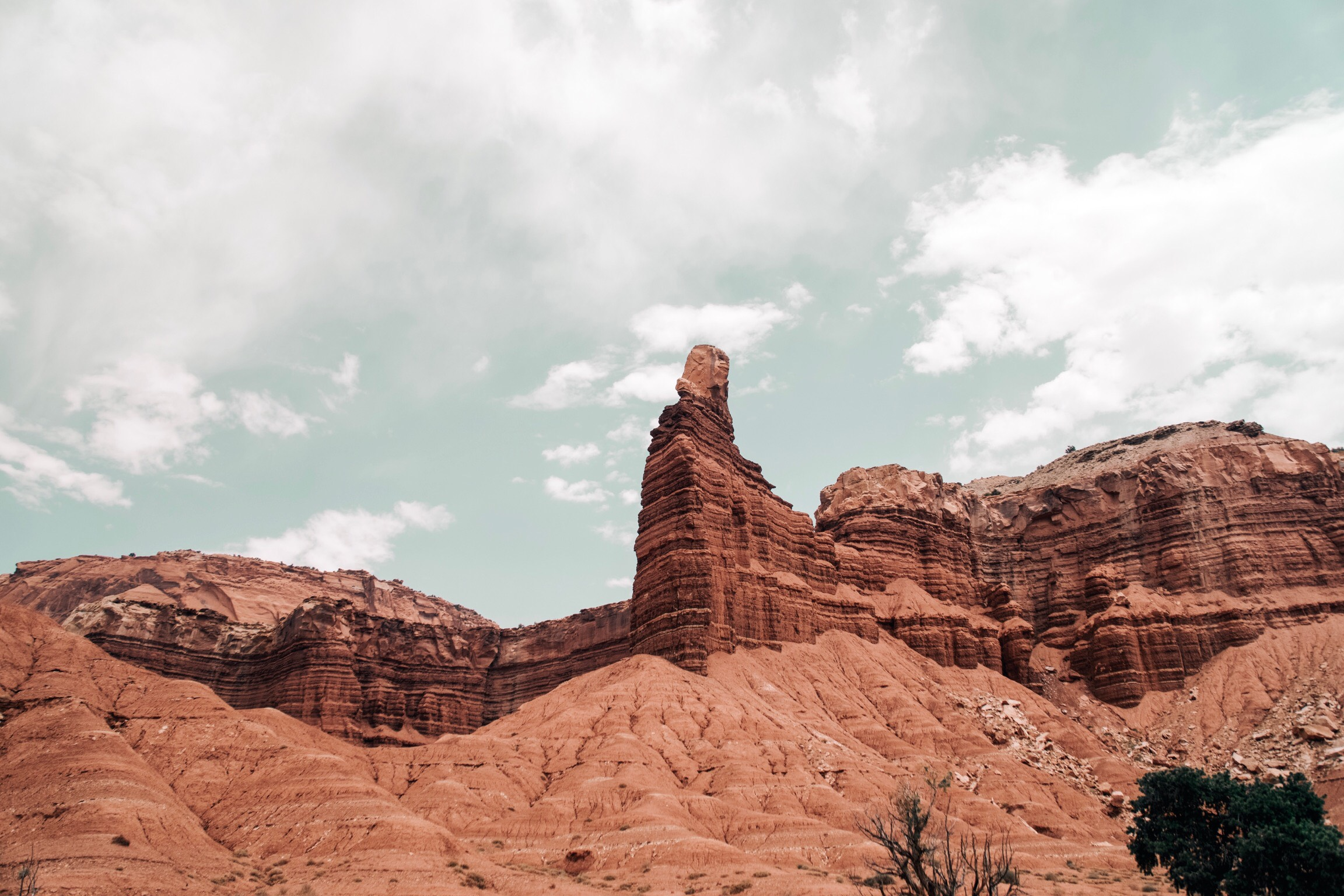 Not the kind of views you get from a hotel bed or resort- Capitol Reef National Park| Edward Arthur Dalton
