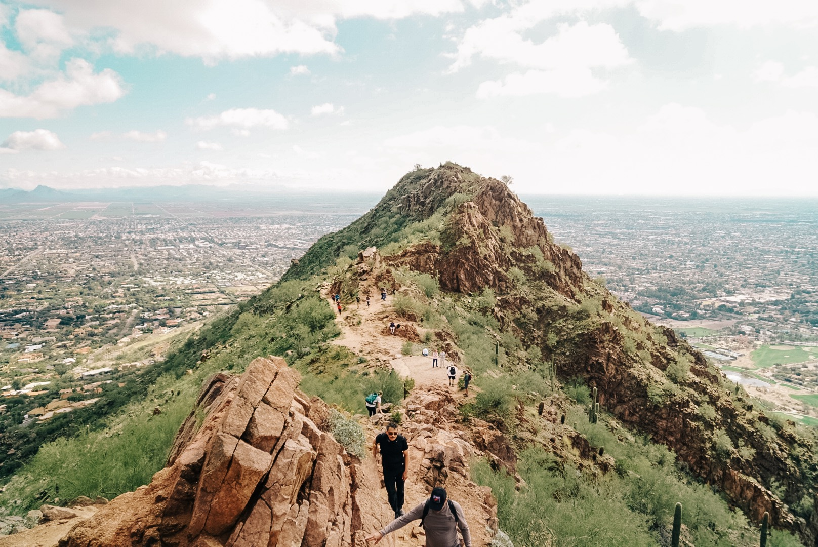 Camelback Mountain |  The Dream Chasing Family