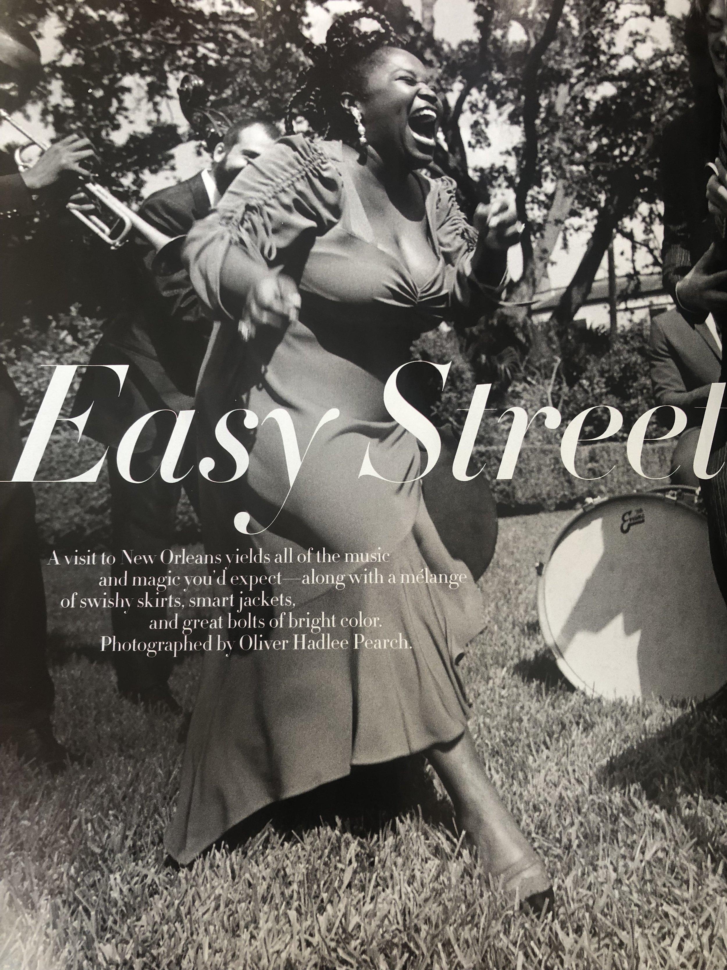 Vogue, September 2019