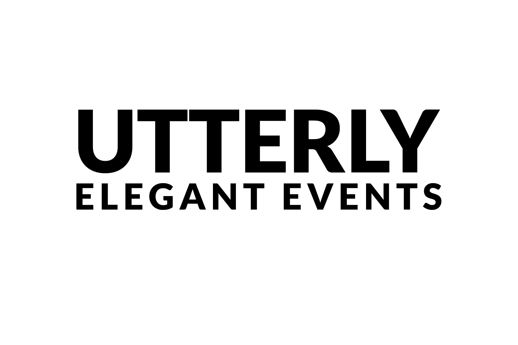 Utterly Elegant Events