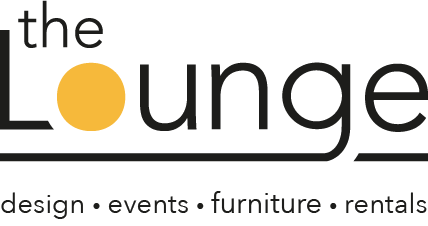 The Lounge Design Events Furniture Rental