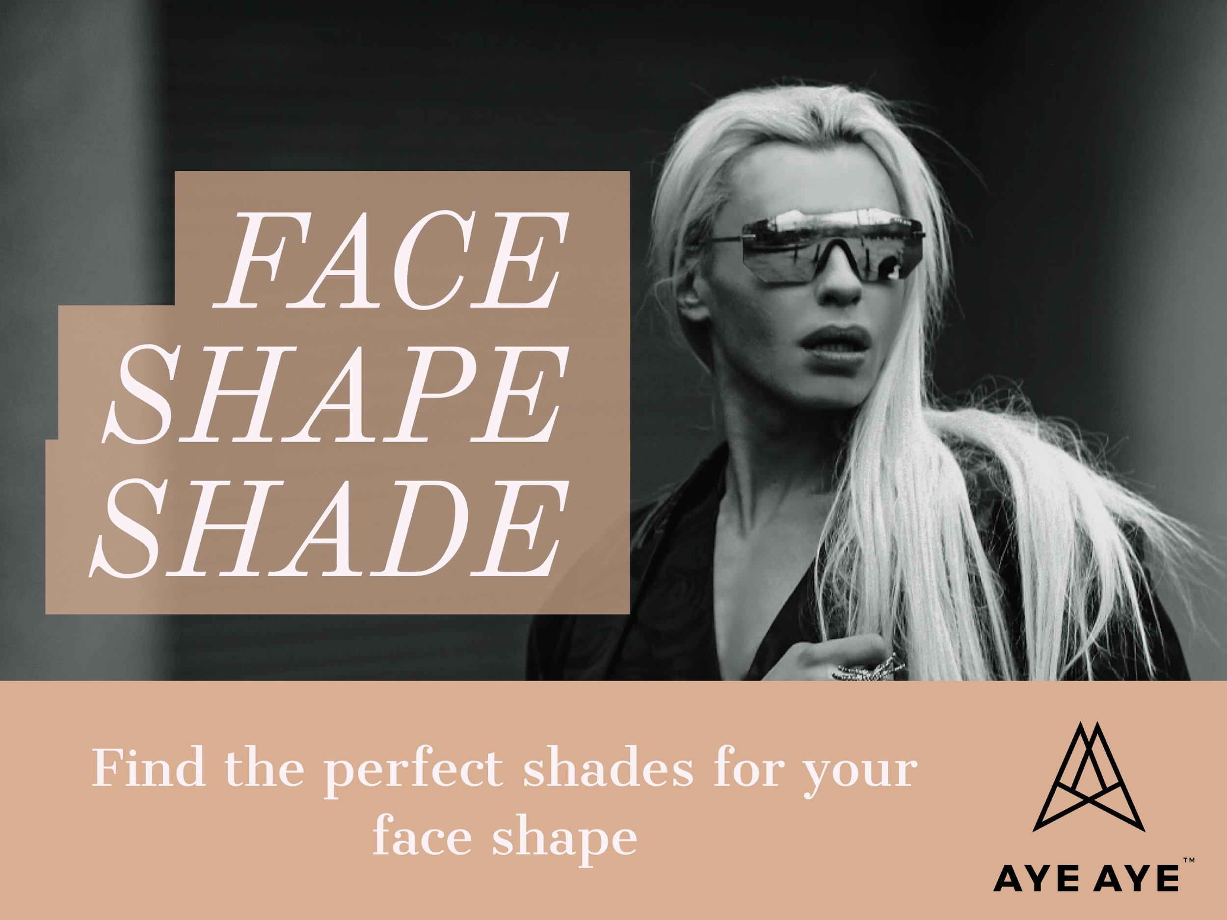 What's your Face Shape Shade - Find out below