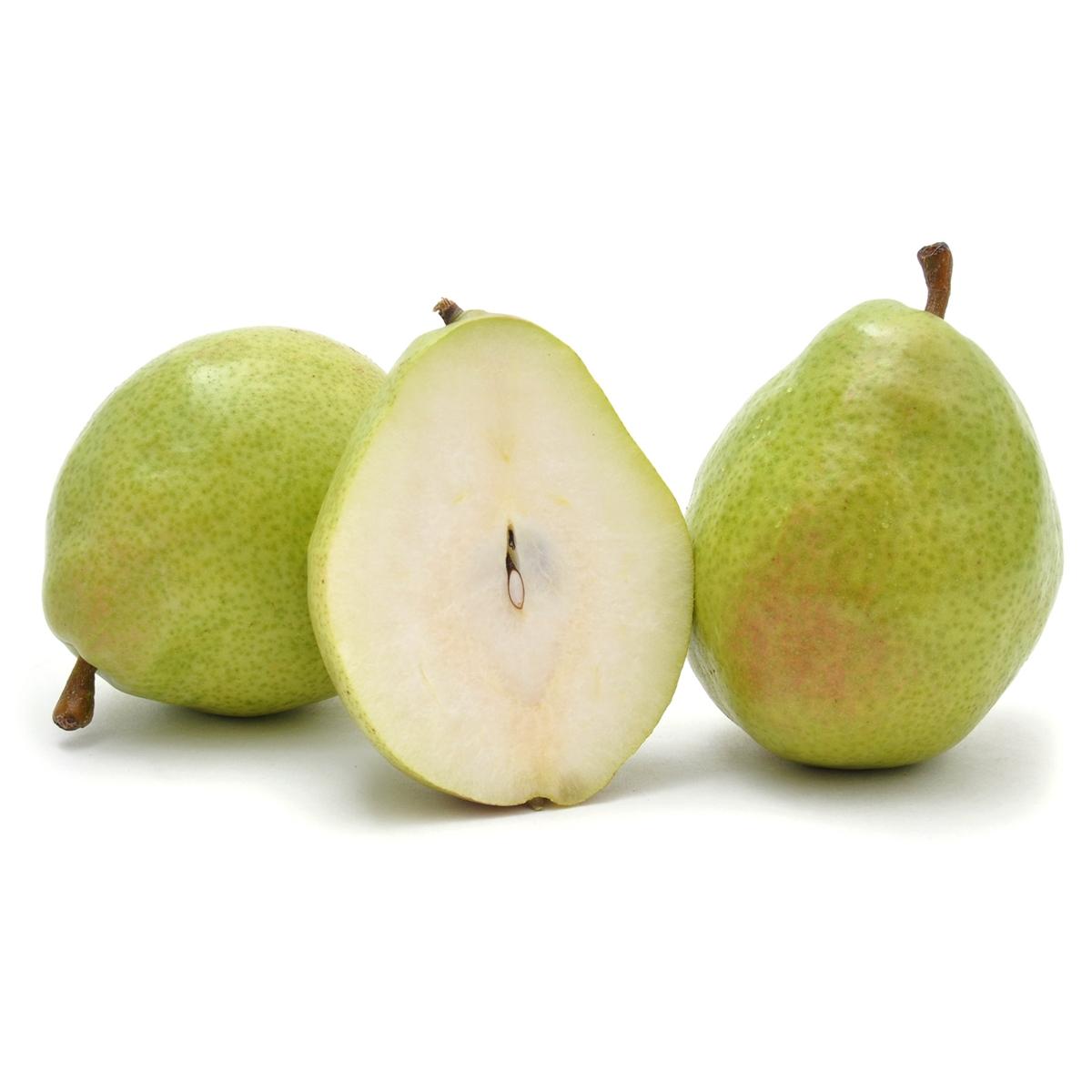 Green D'Anjou pears $1.79/lb -