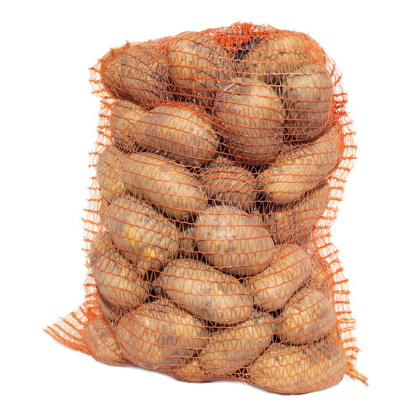 ORGANIC Russet potato bag, 5lb $4.29 -