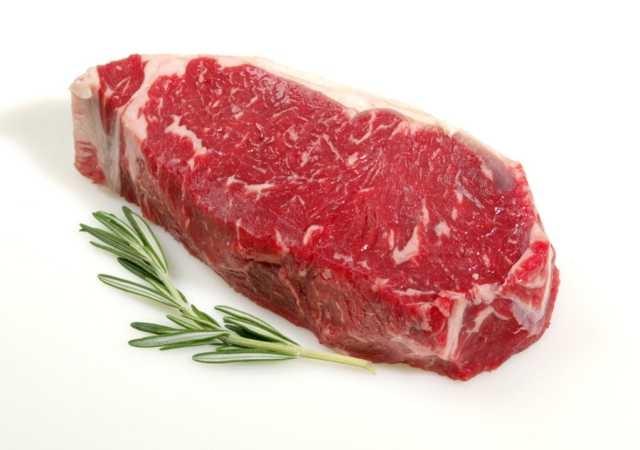 new york strip steak $12.99/lb -