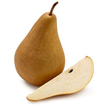 organic bosc pear $1.49/lb -
